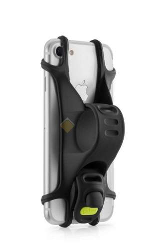 Держатель для смартфона BONE силиконовый на руль универсальный 4.0-6.0 BIKE TIE X